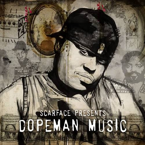 Scarface - Dopeman Music cover