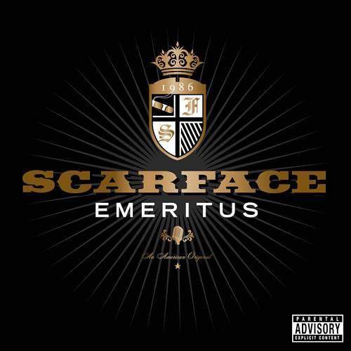 Scarface - Emeritus cover
