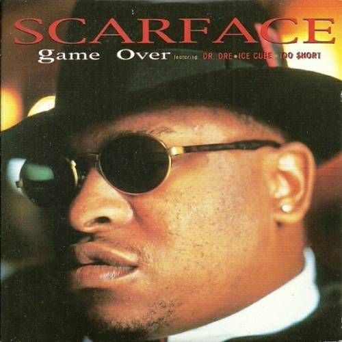 Scarface - Game Over (CD Single, Promo) cover