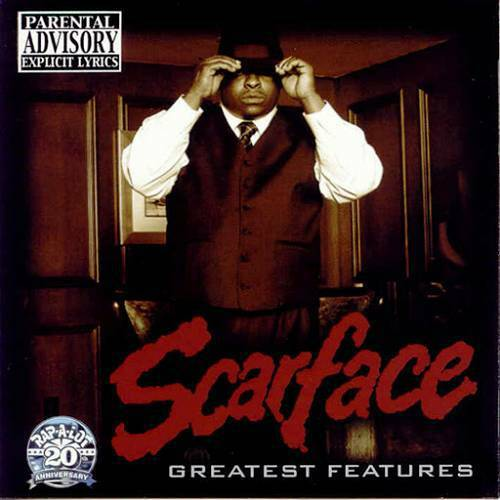Scarface - Greatest Features cover