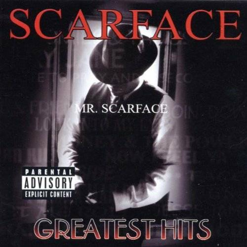 Scarface - Greatest Hits cover