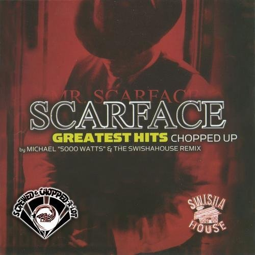 Scarface - Greatest Hits (chopped) cover
