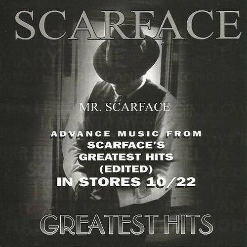 Scarface - Greatest Hits (Edited) cover