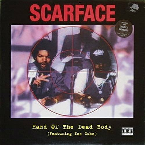 Scarface - Hand Of The Dead Body (12'' Vinyl) cover