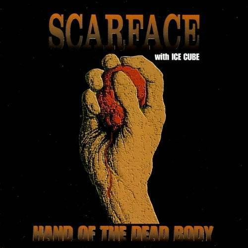 Scarface - Hand Of The Dead Body (CD Single, Virgin) cover