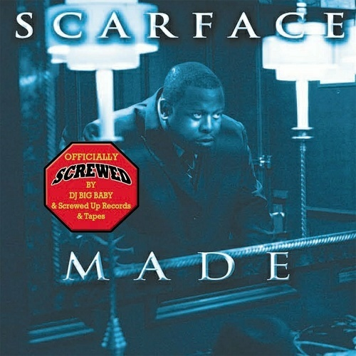 Scarface - Made (screwed) cover