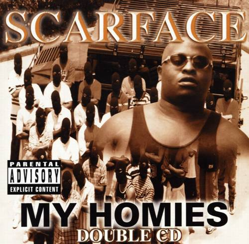 Scarface - My Homies cover
