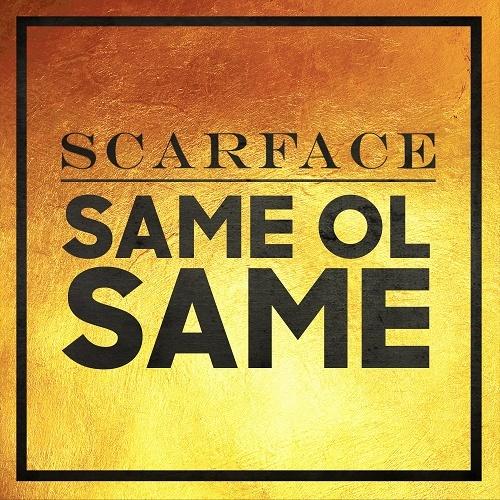 Scarface - Same Ol Same cover