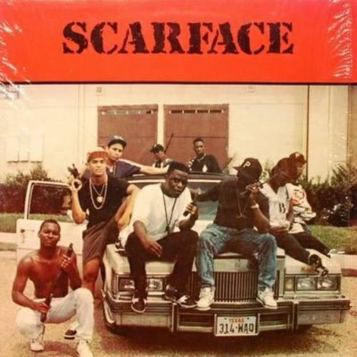 Scarface - Scarface (12'' Vinyl, 33 1-3 RPM) cover