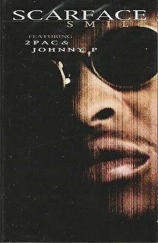 Scarface - Smile (Cassette Single) cover