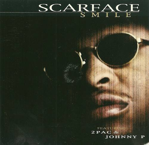 Scarface - Smile (CD Single) cover
