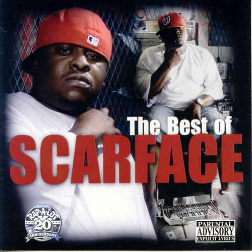 Scarface - The Best Of Scarface cover