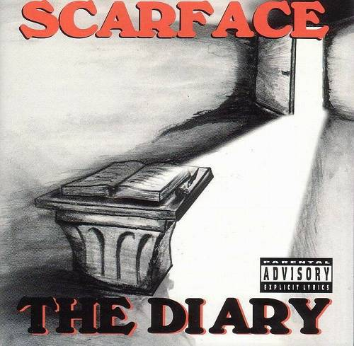 Scarface - The Diary cover
