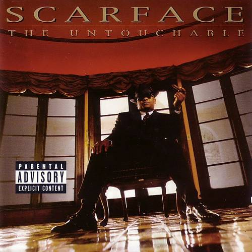 Scarface - The Untouchable cover