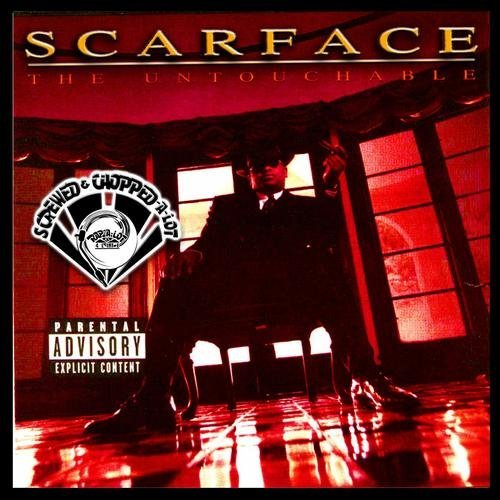 Scarface - The Untouchable (screwed & chopped) cover