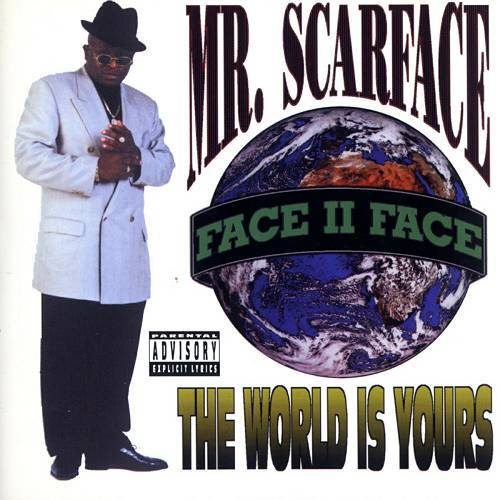 Scarface - The World Is Yours cover