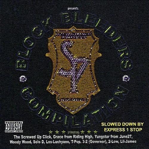 Screwed Up Click - Block Bleeders Compilation (slowed) cover