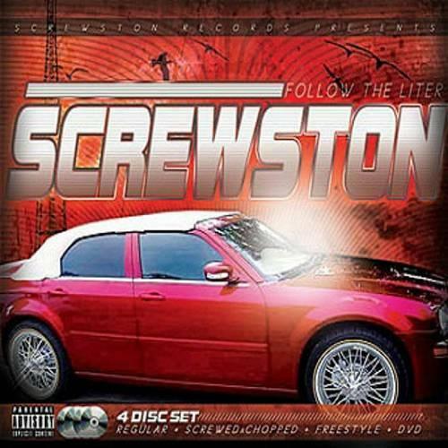 Screwston - Vol. 11. Follow The Liter cover