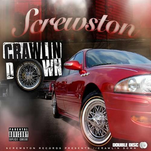 Screwston - Vol. 14. Crawlin Down cover