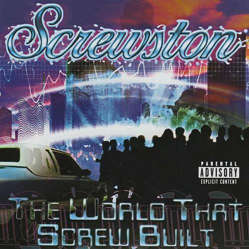 Screwston - Vol. 6. The World That Screw Built cover