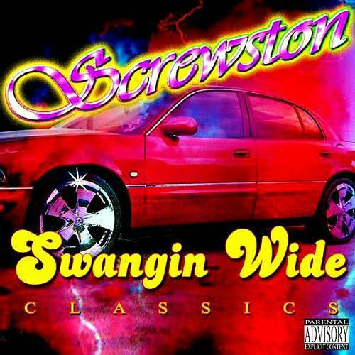 Screwston - Vol. 9. Swangin Wide Classics cover