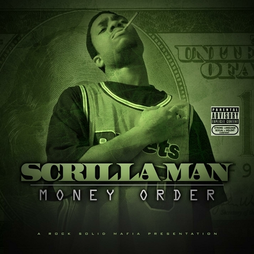 Scrilla Man - Money Order cover