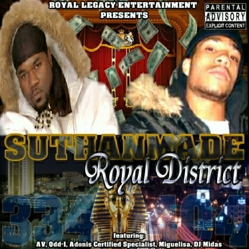 Suthanmade - Royal District cover