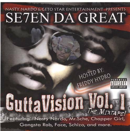 Se7en Da Great - Gutta Vision Vol. 1 cover