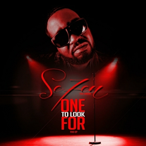 Se7en Da Great - One To Look For. The EP cover