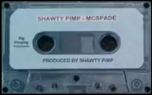Shawty Pimp & MC Spade - B.P.P. cover