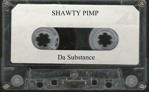 Shawty Pimp - Da Substance cover