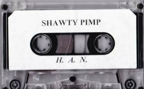 Shawty Pimp - Heavy Ass Niggas cover