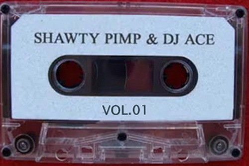 Shawty Pimp & DJ Ace - Volume 1 cover