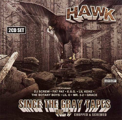 H.A.W.K. - Since The Gray Tapes Vol. 4 cover