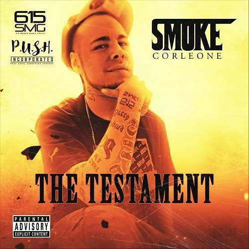 Smoke Corleone - The Testament cover