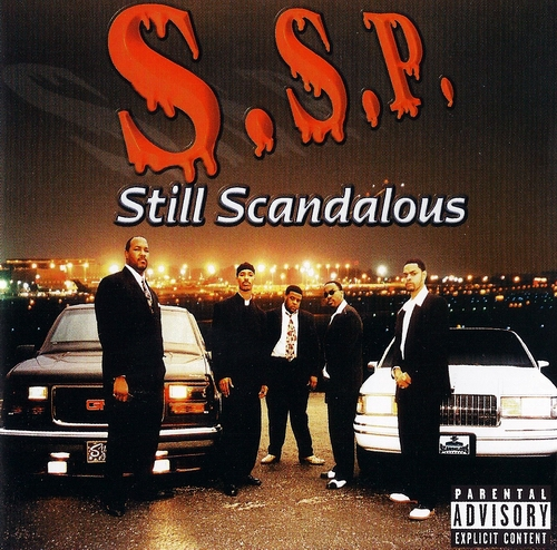 S.S.P. - Still Scandalous cover