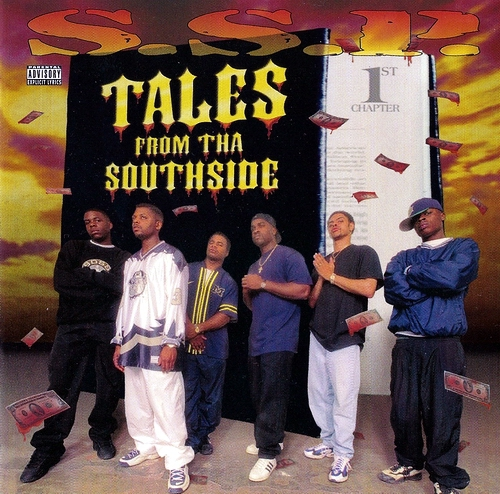 S.S.P. - Tales From Tha Southside cover