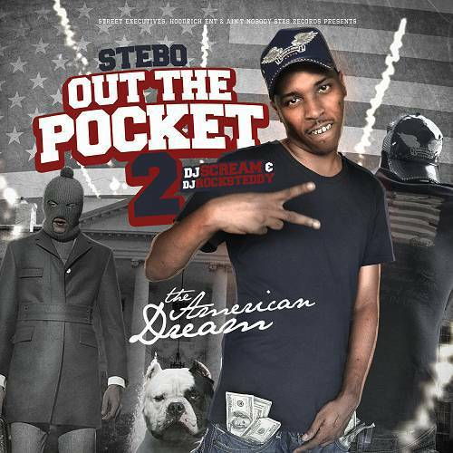 Stebo - Out The Pocket 2. The American Dream cover