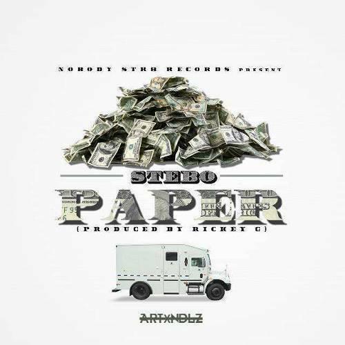 Stebo - Paper cover