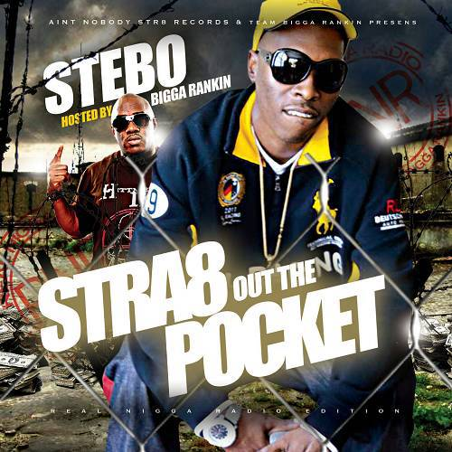 Stebo - Stra8 Out The Pocket cover