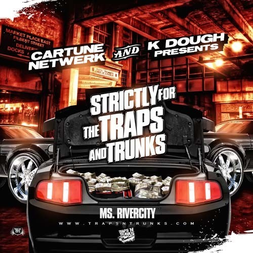 Strictly 4 Traps N Trunks 01 cover
