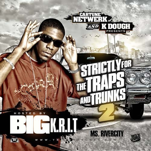 Strictly 4 Traps N Trunks 02 cover