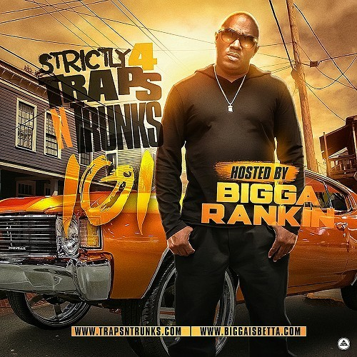 Strictly 4 Traps N Trunks 101 cover