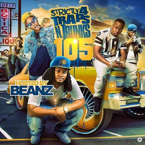 Strictly 4 Traps N Trunks 105 cover