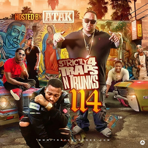 Strictly 4 Traps N Trunks 114 cover