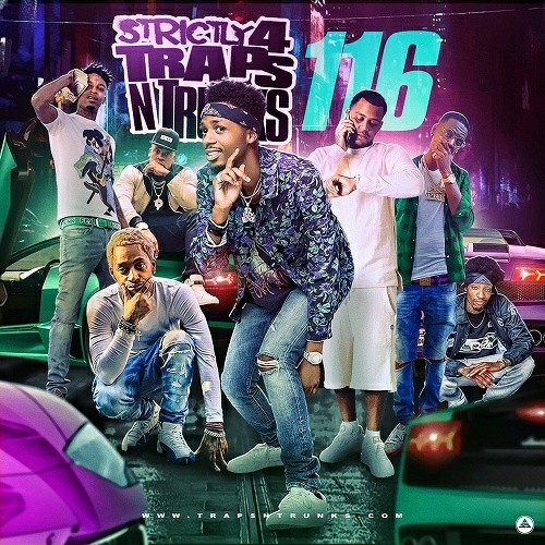 Strictly 4 Traps N Trunks 116 cover