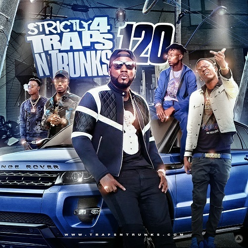 Strictly 4 Traps N Trunks 120 cover