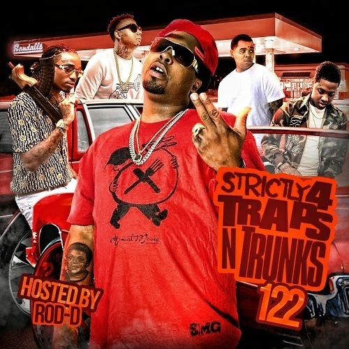 Strictly 4 Traps N Trunks 122 cover