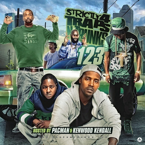 Strictly 4 Traps N Trunks 123 cover