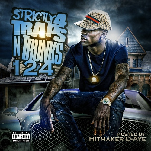 Strictly 4 Traps N Trunks 124 cover